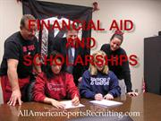 Financial Aid and Scholarships 9-11-13
