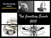 Jewellery Events 2013