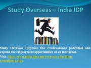 Study Overseas – India IDP
