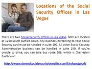 Tips to Expedite Your Process the Social Security Offices in Las Vegas