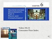 #06.01 -- Consumer Price Index (narrated)