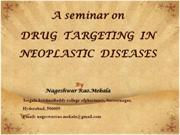 DRUG  TARGETING  IN NEOPLASTIC  DISEASES