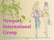 Newport International Group London Fashion Week