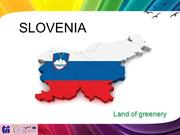 SLOVENIA -country presentation
