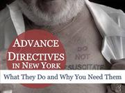Advance Directives in New York