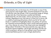 Cheap flights from London to Orlando