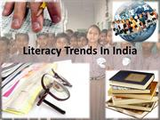 Literacy Trends In India