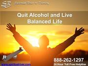 Quit Alcohol and Live Balanced Life