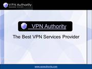 VPN Authority : Best VPN Services Provider