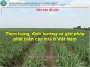 Vietnam sugarcane workshop 2011