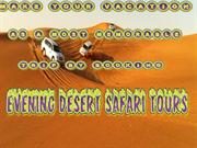 Make Your Vacation Most Memorable Trip by Booking Desert Safari Tours.