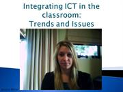 Integrating ICT in the classroom power point