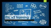 ITIL v3 tRAINING