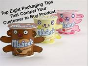 Top Ten Packaging Tips to Encourage Customers to Buy Products