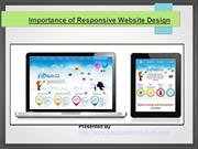 Importance of Responsive Website Design