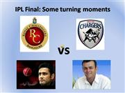IPL  Final  And  Ceremony