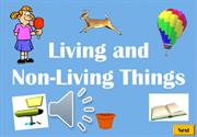 living things and non-living things