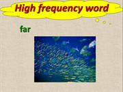 L 11_High Frequency Words