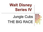 Jungle BookThe Big Race