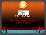 IVF Treatment At Low Cost In India