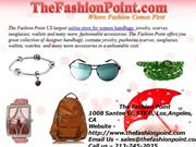 Online shopping handbags