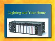 Lighting and Your Home