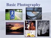 basic photography powerpoint