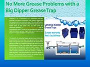 Fats Oils and Grease