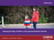 Enhancing the Safety of Children