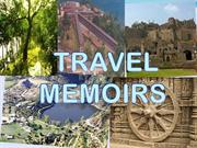 PPT ON TRAVEL MEMOIRS
