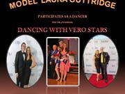 MODEL LAURA GUTTRIDGE PARTICIPATES AS A DANCER FOR THE 4TH ANNUAL DANC