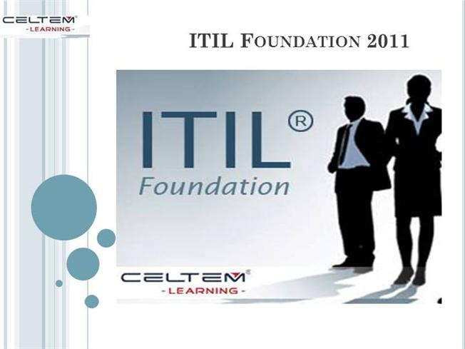 Itil Foundation Certification And Traning Authorstream