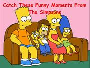 Catch These Funny Moments From The Simpsons