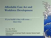 ACA workforce