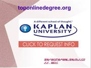 Online Degree Training Schools