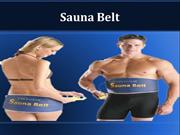 Sauna Belt | Faster Weight Removal Product