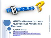 2-10-2013 GTU Webshers