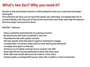Seo Zen Review - Stop Read This About Seo Zen !!!