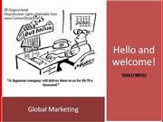 Global Marketing Lesson 1