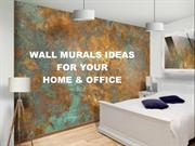 WALL MURALS IDEAS FOR YOUR HOME AND OFFICE