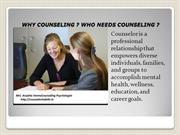 Dr.Anubha Verma Counseling Psychologist