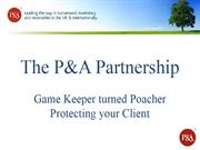 Game Keeper turned Poacher: Protecting your Client