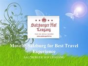 Move to Salzburg for Best Travel Experience