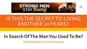 Strong men stay young Download