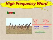L 12_High Frequency Words