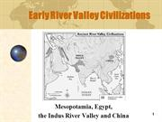 HONORS First River Valley Civilizations ppoint