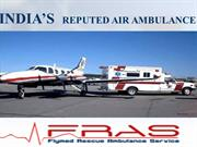 India's Best Air Ambulnce service Provider - FRAS