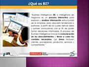 EXPO ORACLE BI