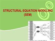 MATERI STRUCTURAL EQUATION MODELING LISREL