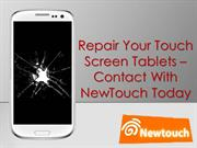 Best Place For Your Touch Screen Repair